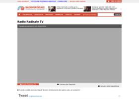 radioradicale.tv