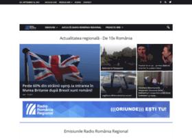 radioromaniaregional.ro