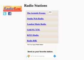 radiorow.com