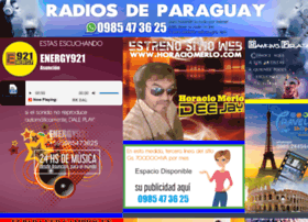 radiosdeparaguay.com