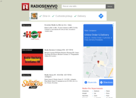 radiosenvivodeperu.com