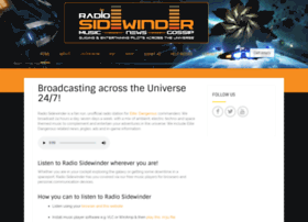radiosidewinder.com