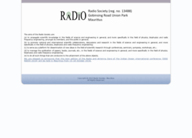 radiosociety.org