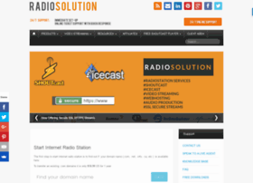 radiosolution.info