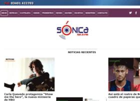radiosonica929.com.ar