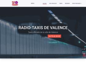 radiotaxis-valence.com