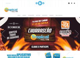radiotropicalvix.com.br