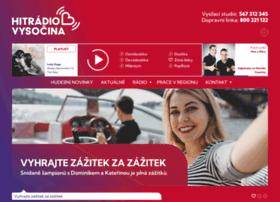 radiovysocina.cz