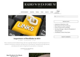 radiowavesforum.com
