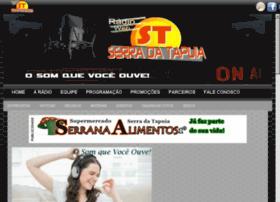 radiowebserradatapuia.com.br