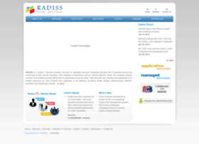 radiss.com