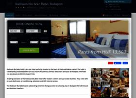 radisson-bekebudapest.hotel-rez.com