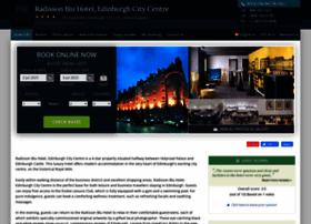 radissonblu-edinburgh.hotel-rez.com