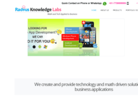 radiusknowledgelabs.com
