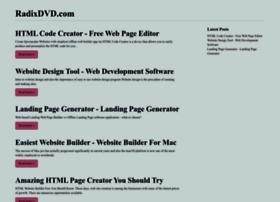 radixdvd.com