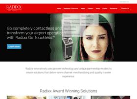 radixx.com