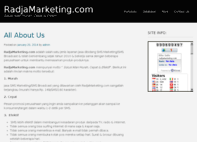 radjamarketing.com