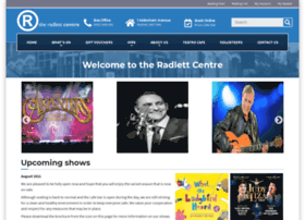 radlettcentre.co.uk
