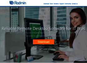 radmin.com