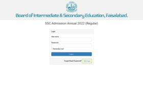 radmission.bisefsd.edu.pk