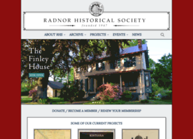 radnorhistory.org
