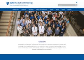 radonc.duke.edu