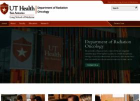 radonc.uthscsa.edu