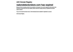 radondetectorstore.com