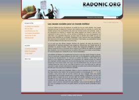 radonic.org