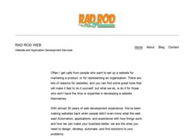 radrodweb.com