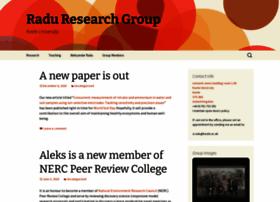 raduresearchgroup.wordpress.com