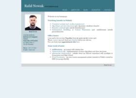 rafalnowak.pl