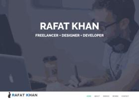 rafatkhan.com