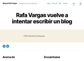rafavargas.com