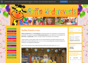 raffini-kinderevents.de