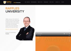 raffles-university.edu.my