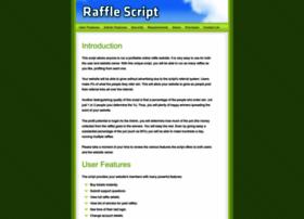 rafflescript.com