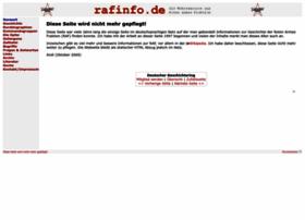 rafinfo.de