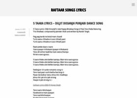 raftaarlyrics.wordpress.com