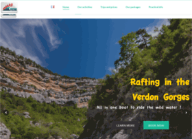 rafting-verdon.com