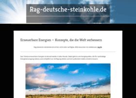 rag-deutsche-steinkohle.de