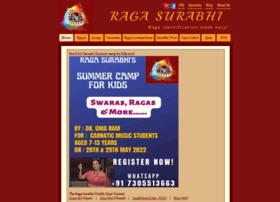 ragasurabhi.com