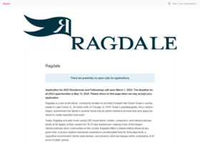 ragdale.submittable.com