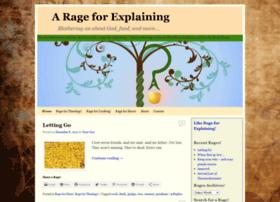 rageforexplaining.com