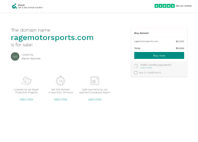 ragemotorsports.com