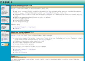 raggle.org