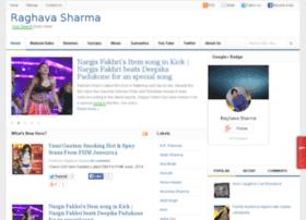 raghavasharma.com