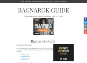 ragnarok-guide.com
