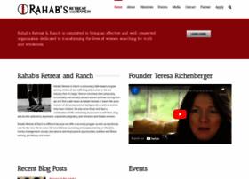 rahabsretreatandranch.com