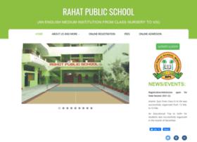 rahatpublicschool.com